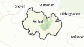 Cartina / Römhild