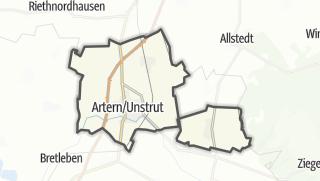 Carte / Artern