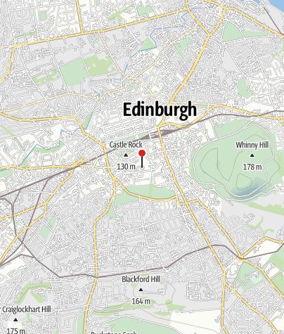 Map / George Heriot's School