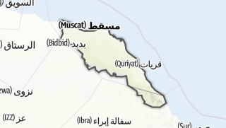 Map / Muscat