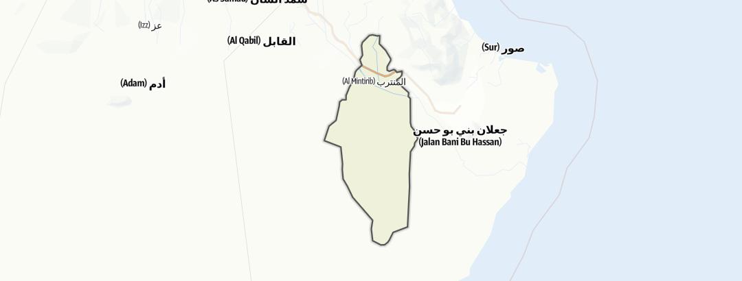 Karte / Bidiyah