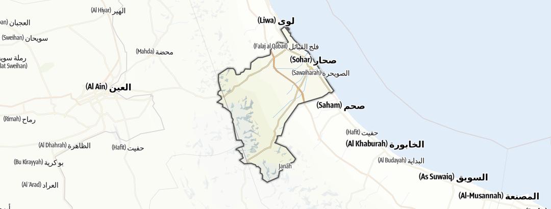 Map / Sohar