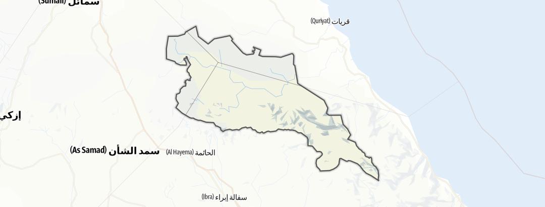 Map / Dama Wa At Taiyin
