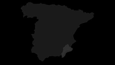 Kartta / Costa Cálida