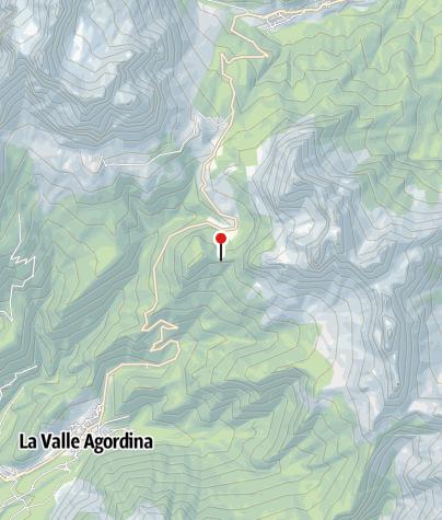 Map / Forcella Dagarei
