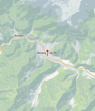 Karte / Naturmuseum Neuberg im Naturpark Mürzer Oberland
