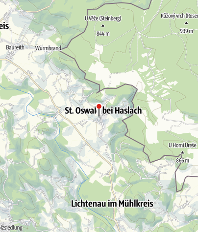 Karte / Pförtnerhaus St. Oswald