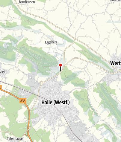 Kaart / Hotel Grünwalde