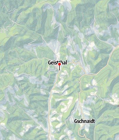Karte / Gasthaus Trautentalwirt - Familie Rainer