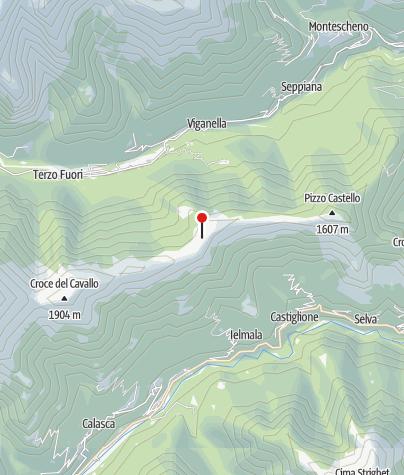 Map / Rifugio Alpe della Colma