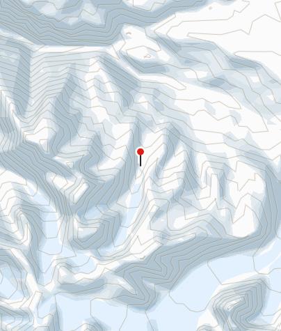 Karte / Sano Kailash I  Base Camp