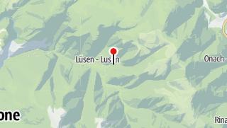 Cartina / Pacchetto romantico al Lüsnerhof