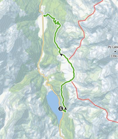 Map / Alp Flix