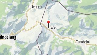 "Karte / Transalp Mini Plus ""3 Länder Tour""  - Ischgl, Livigno, St. Moritz"