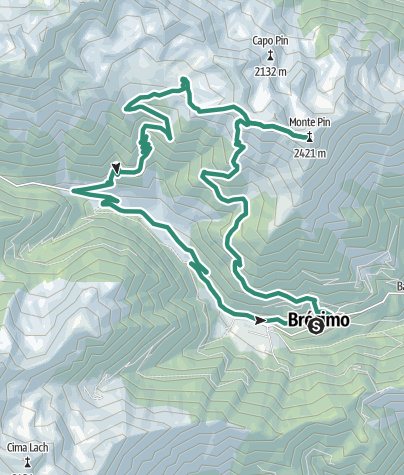 Map / Monte Pin