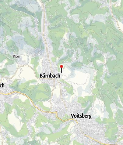Karte / Infotafeln Montanhistorischer Wanderweg