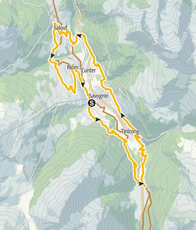 Map / Surgot Runde
