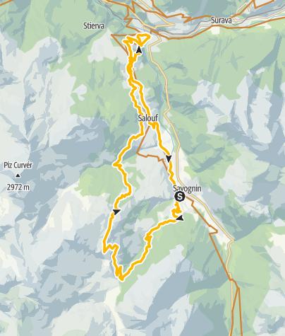 Map / Salaschigns
