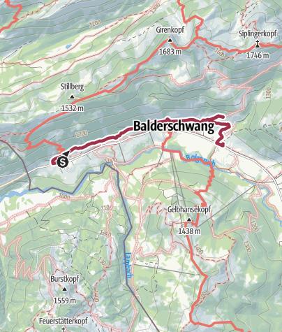 Map / Entdecker-Tour über den Höhenweg (Zeitweg)