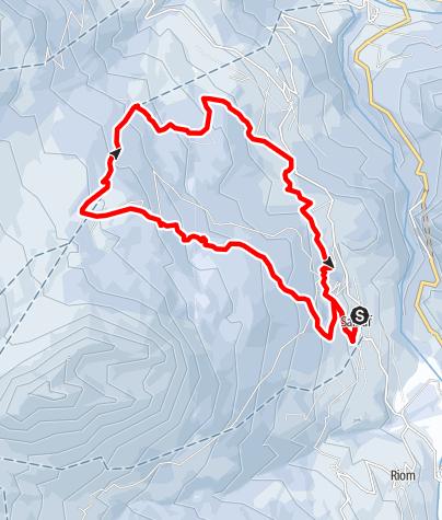 Map / Die Königsroute