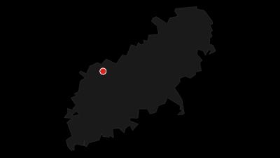 Karte / Literatur-Tour