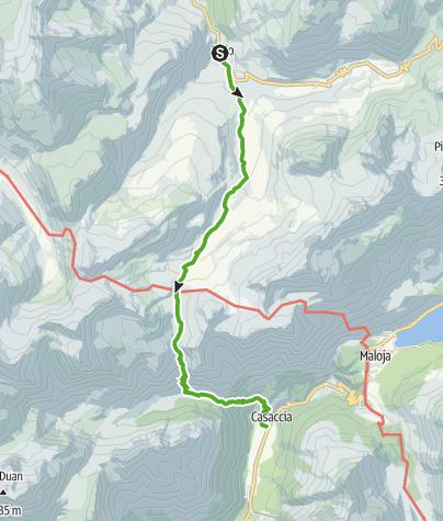 Map / Septimerpass
