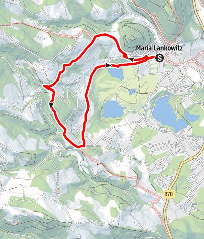 Karte / Lankowitzer Runde