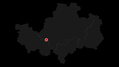 Kaart / Van Meinerzhagen naar Korbach - Alleen vliegen is beter