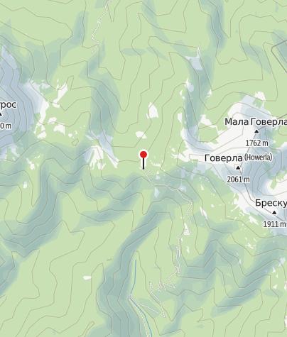 Karte / Rangerstation Sidlovyna