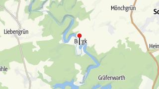 Mapa / Zámek Burgk