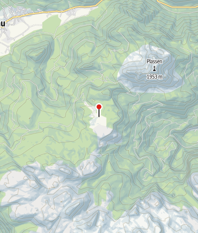 Karte / Leutgebhütte 1540m
