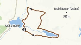 Mappa / Kesänkijärven polkaisu
