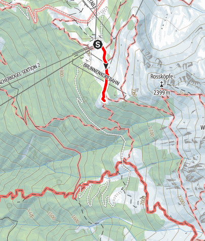 Map / WIDI Theme Trails - Hoch hinaus