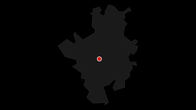 Karte / Salinen-Radweg