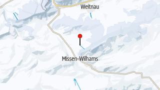 Karte / Liftanlagen Oberwilhams