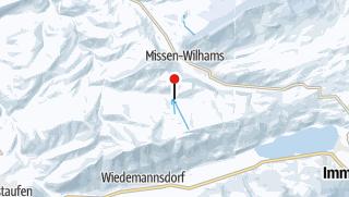Karte / Thalerhöhe Skilifte