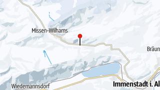 Karte / Stixner Skilifte
