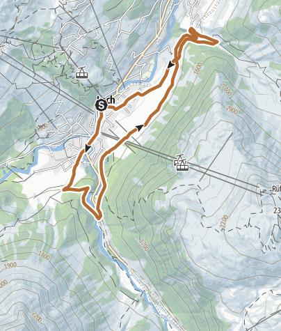 Karte / 2-Täler-Runde