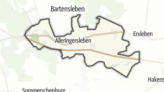 地图 / Ingersleben