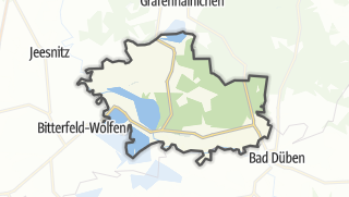 地图 / Muldestausee