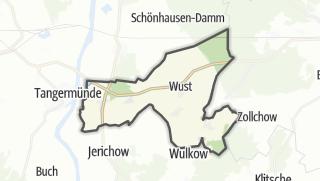 Mapa / Wust-Fischbeck