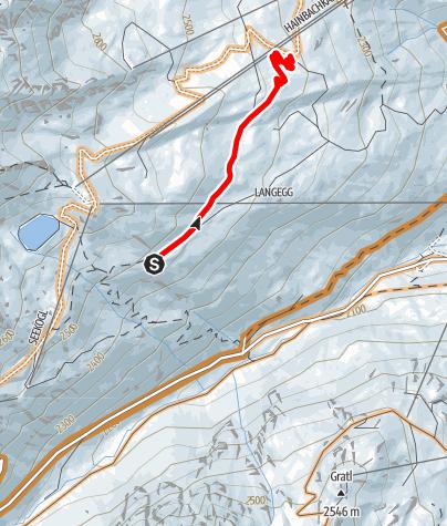 Karte / TROALN LINE (6034)