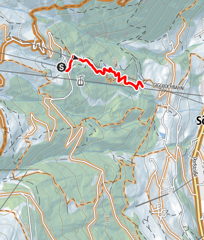 Map / OLM VOLLE LINE (6040)
