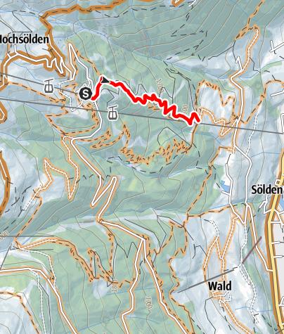 Karte / OLM VOLLE LINE (6040)
