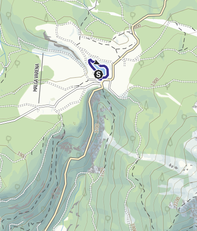 Map / Laghetto Naturale PS