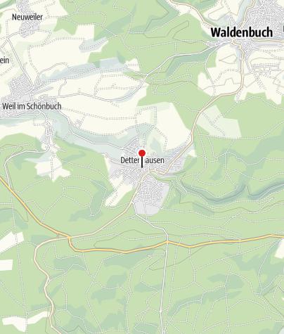 Map / Gemeinde Dettenhausen