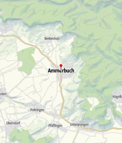 Map / Gemeinde Ammerbuch