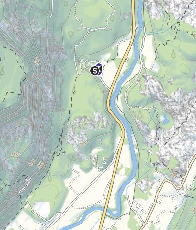 Mappa / Lago Bagattoli PS