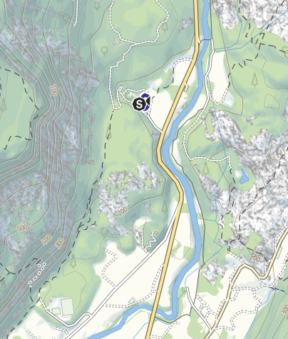 Map / Lago Bagattoli PS