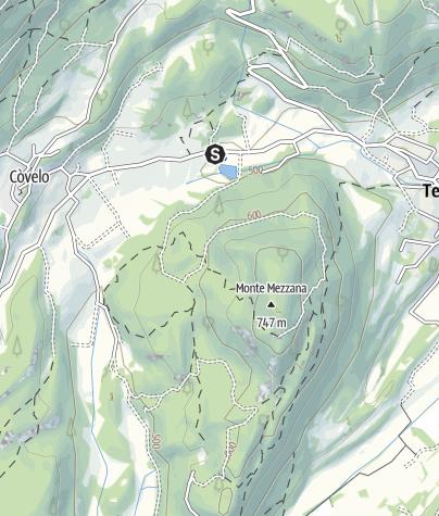 Karte / Laghetto Lagostel PS